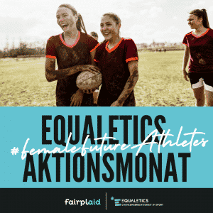 Equaletics Aktionsmonat Symbolbild